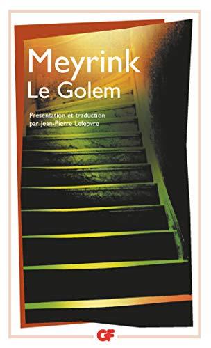 9782080710987: Le Golem (French Edition)