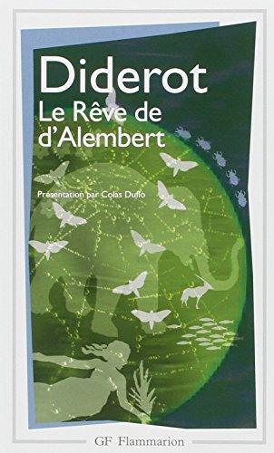 9782080711342: Le Reve De d'Alembert (French Edition)