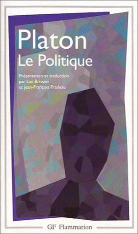 9782080711564: Le politique (GF)