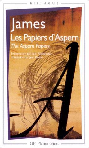 9782080711595: Les Papiers d'Aspern