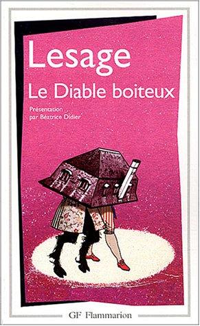 9782080711694: Le Diable boiteux (Littérature et civilisation) (French Edition)