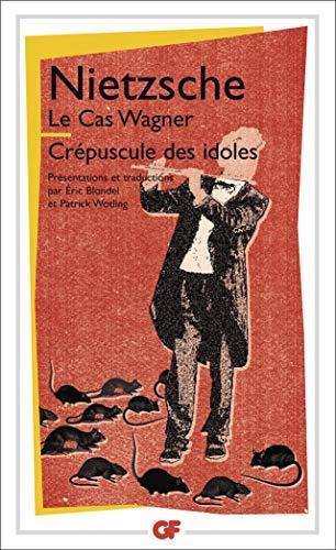 9782080711748: Le cas Wagner / Crépuscule des idoles