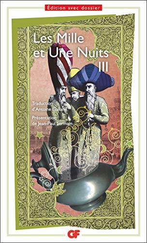 9782080712028: Les Mille et une nuits, tome 3
