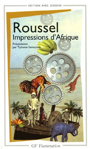 9782080712325: Impressions d'Afrique (French Edition)