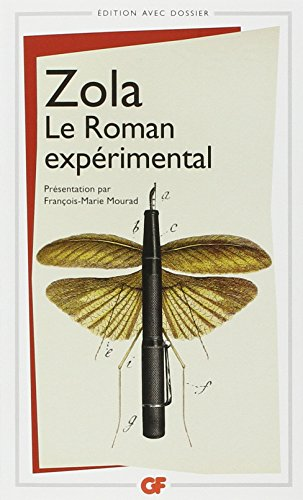 9782080712332: Le Roman Experimental (French Edition)
