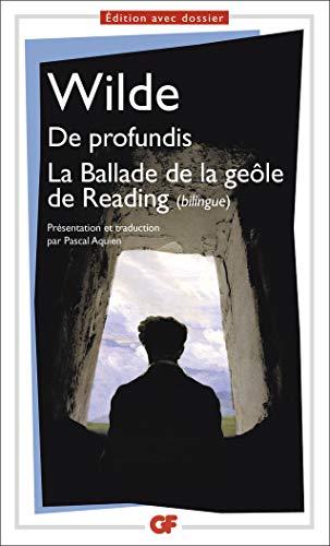 9782080712349: De profundis la ballade de la geole de reading (GF)