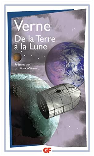 9782080712387: De la Terre à la Lune : Suivi de Autour de la Lune
