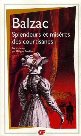 9782080712554: Splendeurs Et Miseres DES Courtisanes (French Edition)