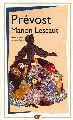 9782080712981: Histoire du chevalier Des Grieux et de Manon Lescaut