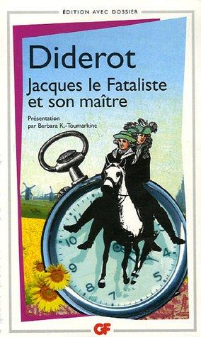 Jacques le Fataliste et son maître (Petits Classiques Larousse t. 99) (French Edition)