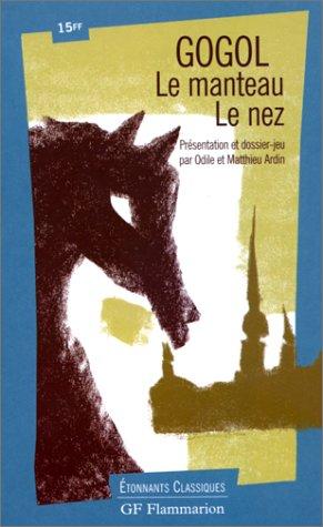 9782080720054: Le nez