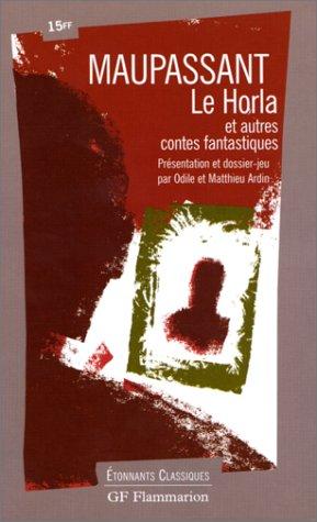 9782080720115: Le Horla et autres contes fantastiques