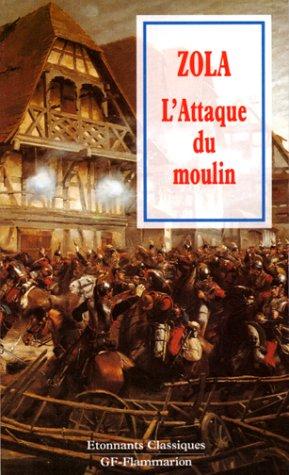 9782080720245: L'attaque du moulin. Les quatre journées de Jean Gourdon (GF)