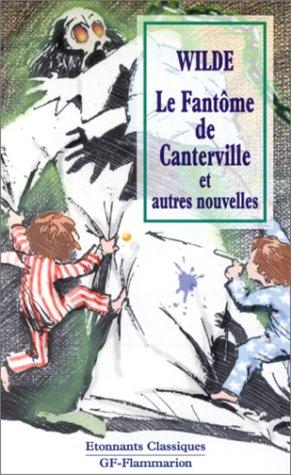 9782080720337: Le Fant�me de Canterville et autres nouvelles