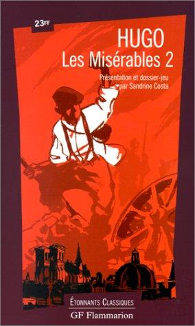9782080720979: Les Misérables, tome 2