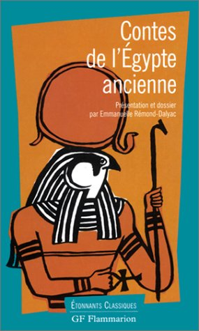 9782080721198: Contes de l'egypte ancienne (French Edition)