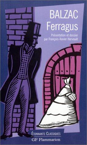 9782080721488: Ferragus, chef des Dévorants