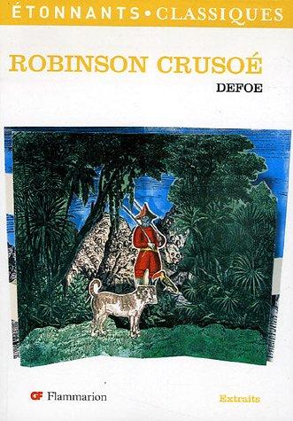 9782080722492: Robinson Crusoé