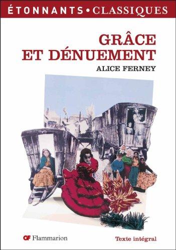 9782080722522: Grace Et Denuement (French Edition)