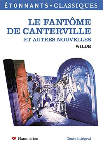 9782080722652: Le fantôme de Canterville et autres nouvelles