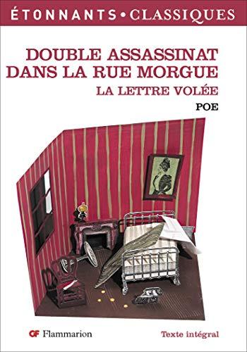 9782080722980: Double Assassinat dans la rue Morgue (French Edition)