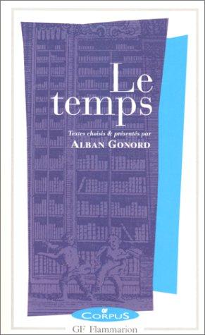 9782080730060: Le temps (GF corpus)