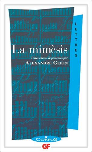 9782080730619: La Mimèsis