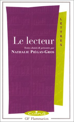 9782080730640: Le Lecteur (French Edition)