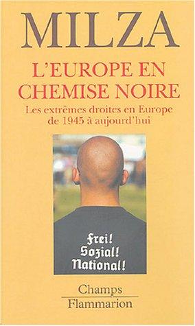 9782080800831: L'Europe en chemise noire (French Edition)