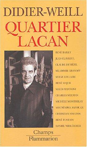 9782080801081: Quartier Lacan