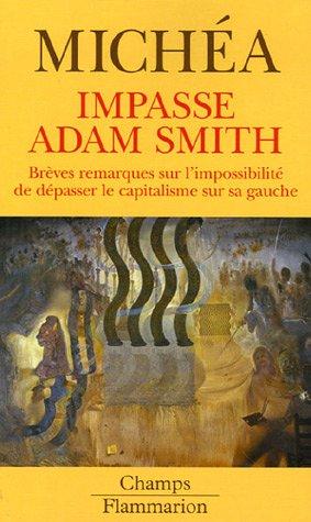 9782080801609: Impasse Adam Smith (French Edition)