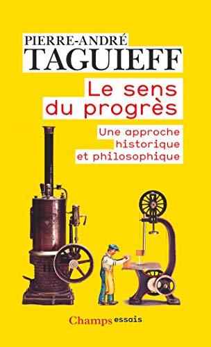 9782080801678: Le sens du progrès (French Edition)