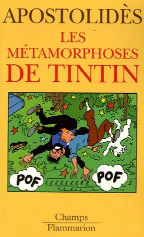 9782080801746: Les métamorphoses de Tintin