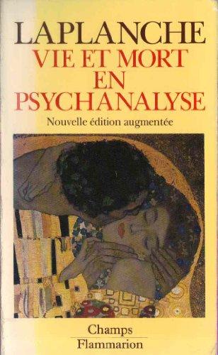 9782080810250: Vie et mort en psychanalyse