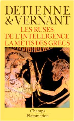 9782080810366: LES RUSES DE L'INTELLIGENCE. : La métis des Grecs