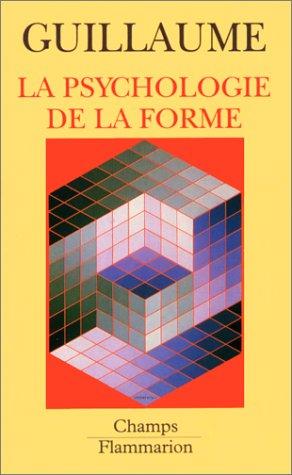 9782080810717: La Psychologie de la forme