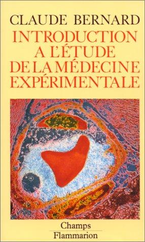 9782080811370: Introduction à l'étude de la médecine expérimentale