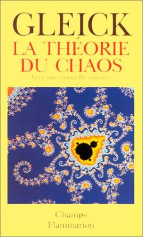9782080812193: La Théorie du chaos : Vers une nouvelle science