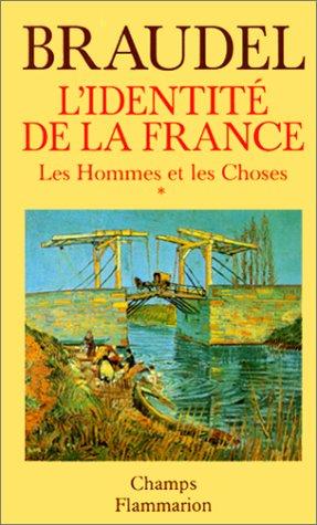 9782080812216: L'identité de la France. : Tome 2, Les hommes et les choses