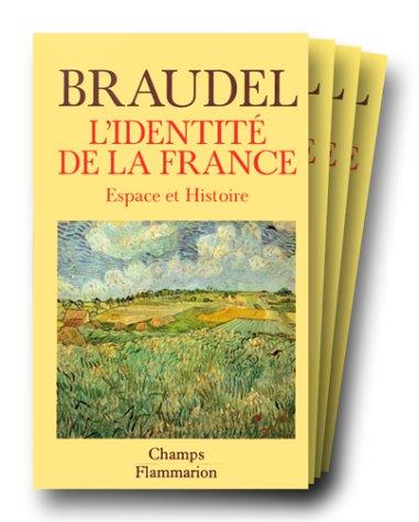 9782080812339: L'identité de la France, 3 volumes