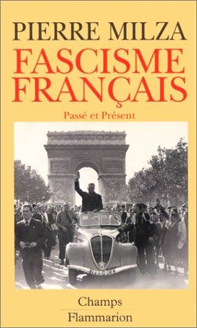9782080812360: Fascisme français, passé et présent