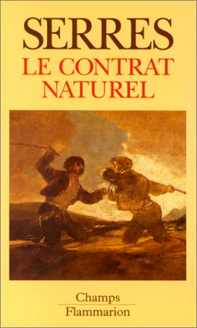 9782080812414: Le contrat naturel (Champs)