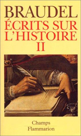 9782080813046: Ecrits sur l'histoire 2