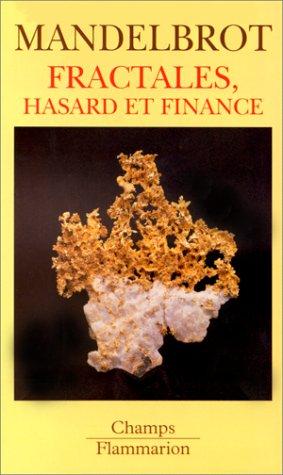 9782080813824: Fractales, hasard et finance, 1959-1997
