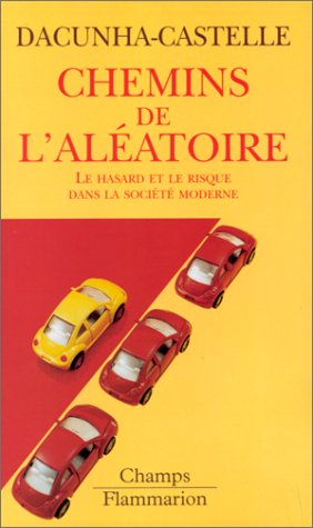 9782080814401: Les Chemins de l'al�atoire