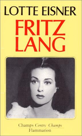 9782080815095: Fritz Lang