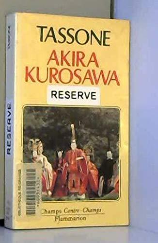 Aldo Tassone Akira Kurosawa Abebooks