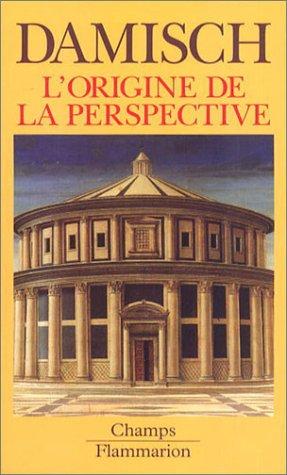9782080816054: L'origine de la perspective