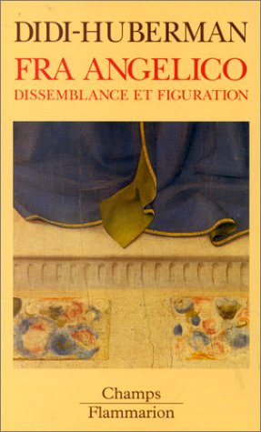 9782080816184: FRA ANGELICO. Dissemblance et figuration