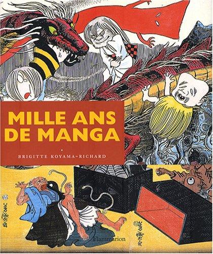 9782081200630: Mille ans de manga